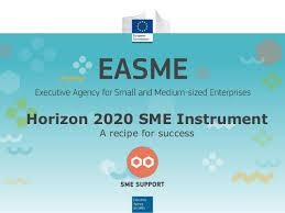 SME INSTRUMENT: NEW RULES AND PERSPECTIVES FOR 2018-2020