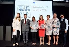 WINNERS OF 2018 EU PRIZE FOR WOMEN INNOVATORS ANNOUNCED